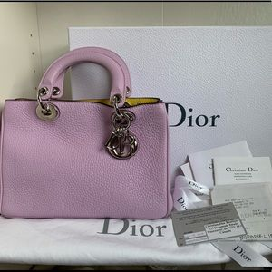 Christian Dior mini Diorissimo tote bag